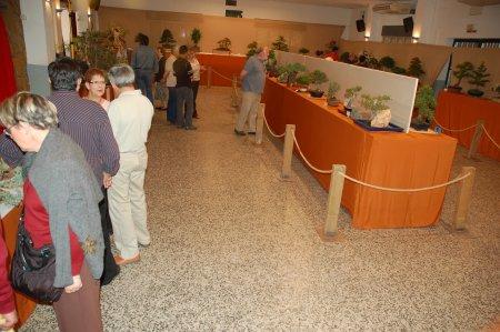 Panoramica de la V Exposició CER Escala